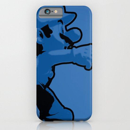Warholian Mario iPhone & iPod Case