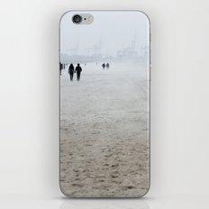 Sea Fog iPhone & iPod Skin