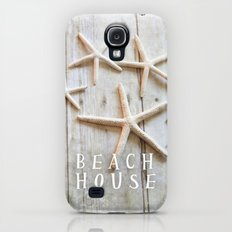 beach house Slim Case Galaxy S4