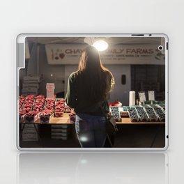 Farmer's Market I, San Luis Obispo Laptop & iPad Skin