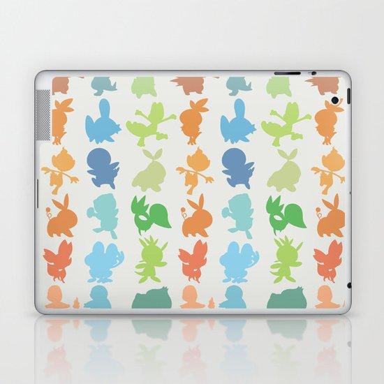The Starters Laptop & iPad Skin
