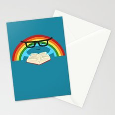 Brainbow Stationery Cards
