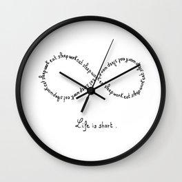 #84 Wall Clock