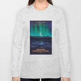Wapusk National Park Poster Long Sleeve T-shirt