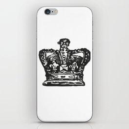Crown 2 iPhone Skin