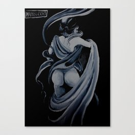 The Godess  Canvas Print