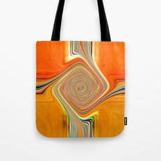 Abstract.Orange+Lemon. Tote Bag