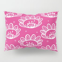 Pollen (in Pink) Pillow Sham