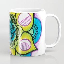 Mandala out of f-cks. Coffee Mug