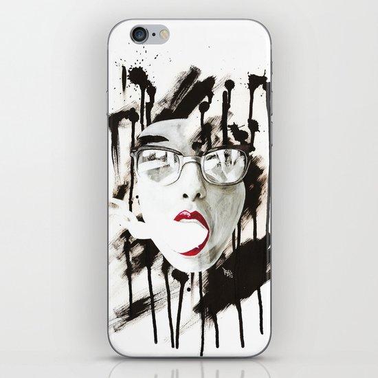 the Ghost iPhone & iPod Skin