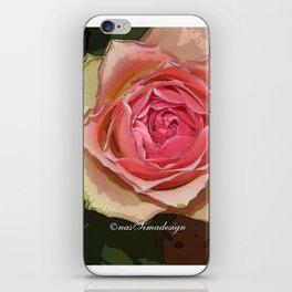 You & Me iPhone Skin