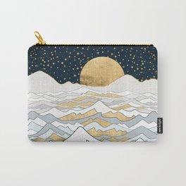 Golden Ocean Carry-All Pouch