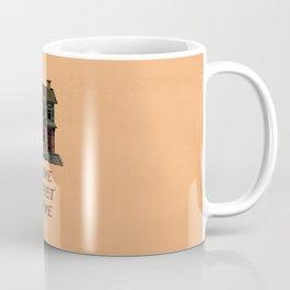 Home Sweet Home Quotes Coffee Mug