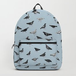 Pigeons Doing Pigeon Things Backpack