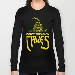 CAVES Long Sleeve T-shirt