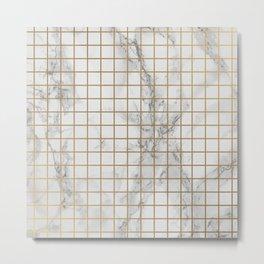 Marble #12 Metal Print