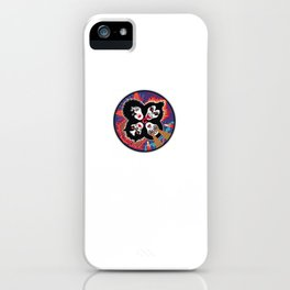KISS Rock and Roll Over 01 iPhone Case