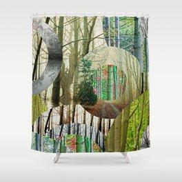 TREE-MENDOUS Shower Curtain