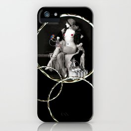 Virginia Biddle Thinks About Hooping iPhone Case