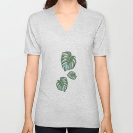Monstera The Tree Unisex V-Neck