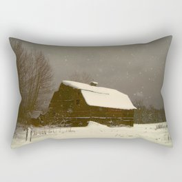 Barnstorm! Rectangular Pillow