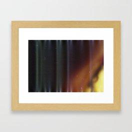 Sensitive to Light Framed Art Print