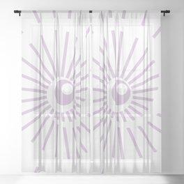 Sunshine / Sunbeam 7 Sheer Curtain