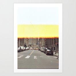 Summertime Heat Art Print