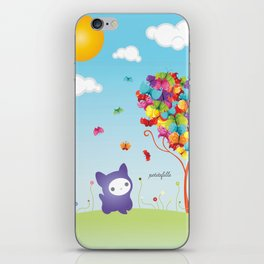 Le Kitteh iPhone Skin