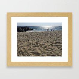Jetty Framed Art Print