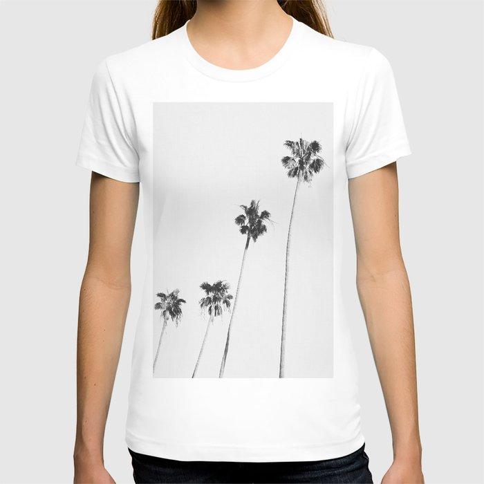 Black & White Palms T-shirt