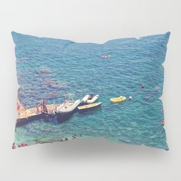 Summers in Capri are what dreams are made of. Pillow Sham