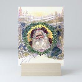 Santa Claus Mini Art Print