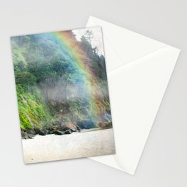 Luck of the Oregonians Stationery Cards
