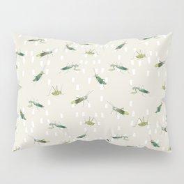 Mantis & Locusta Pillow Sham