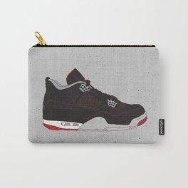 Air Jordan 4 Black Cement Carry-All Pouch