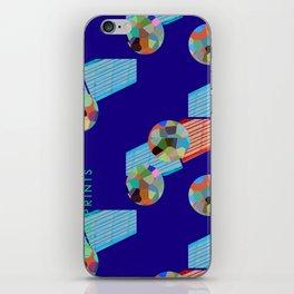 Color Block iPhone Skin