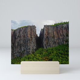 Sleeping giant Provincial Park Mini Art Print