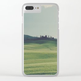 Hilly ho Clear iPhone Case