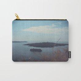 Santorini, Greece 15 Carry-All Pouch