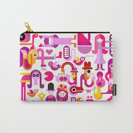 Music Festival Carry-All Pouch