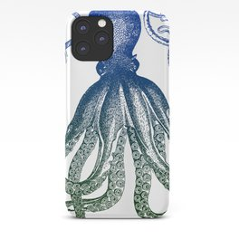 Vintage Octopus iPhone Case