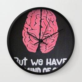 Mind of Christ Wall Clock