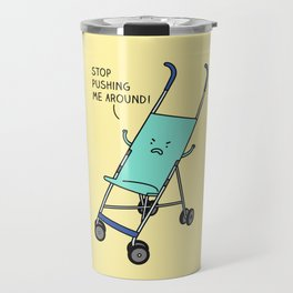 Angry stroller Travel Mug