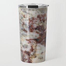 Granite, iPhone-Photo I, #stone #rock Travel Mug