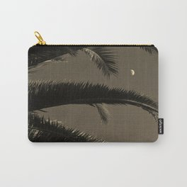 Moon and palm  Carry-All Pouch