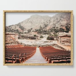 Canyon Amphitheater: Palo Duro Canyon Serving Tray