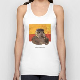 Vincent van Gopher Unisex Tank Top