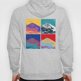 Mt. Fuji Pop Art Hoody