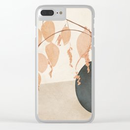 Branches in the Vase Clear iPhone Case